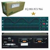 Equalizer BSS FCS 966 Grade A premium Baru