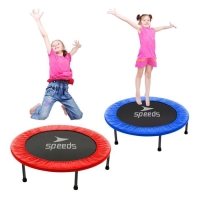 Trampolin Trampoline lompat gym 38inch SPEEDS ORIGINAL