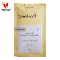 Masker Peel Off / Rubber Mask Philocaly Skin 30gr - Vit C & Collagen