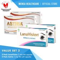Value Set 2 : Astria 2 + LanaVision 2
