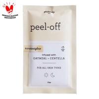 Masker Peel Off / Rubber Mask Philocaly Skin 30gr - Oatmeal & Centella