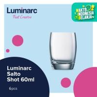 Luminarc Drinkwater Salto - Shot 60ml - 6pcs