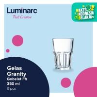 Luminarc Gelas Granity - Gobelet Fh 350 ml - 6 pcs