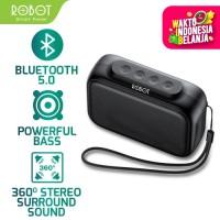 ROBOT Speaker Bluetooth 5.0 Mini Portable Support Micro SD & USB RB100