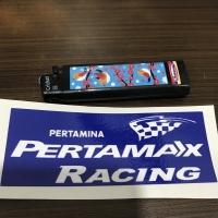 Stiker Pertamax Racing