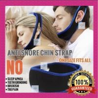 Sabuk Anti Ngorok Dengkur Efektif Anti Snoring Solution Chin Strap