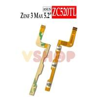 Flexibel Flexible On Off Volume Asus Zenfone 3 Max 5.2inch ZC520TL