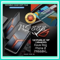 ASUS ROG PHONE II 2 ZS660KL HYDROGEL SPY SCREEN PROTECTOR ANTI GORES