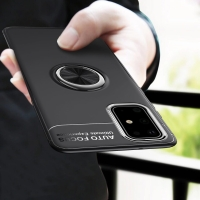 Case Samsung Galaxy S20 Ultra SoftCase Autofocus With i-ring Original
