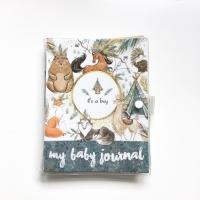 My Baby Journal - Buku Jurnal Bayi (GRATIS 5 COVER)