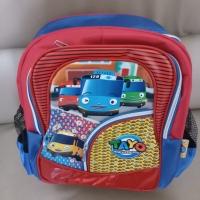 tas Ransel anak sekolah tk tayo