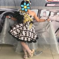 Preloved Baju Batik Fashion Show Anak untuk anak usia 5 tahun