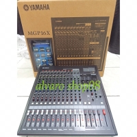 Mixer Yamaha MGP16X MGP 16X grade a