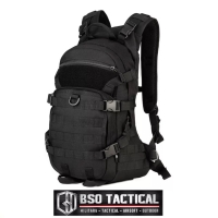 Tas Tactical Molle Outdoor Backpack Hiking Airsoft Military Bag Import