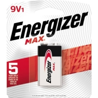 Baterai Kotak 9 Volt 6LF22 Energizer Max 9V ALKALINE Battery