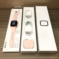iwatch series 4 apple watch 4 44mm rose gold second seken bekas ori