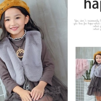 Murah cardigan outer baju bolero anak rompi musim dingin