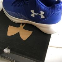 Sepatu Basket Under Armour uk. 43