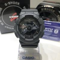 CASIO GSHOCK G-SHOCK GA-110-1BDR GA110 BLACK ORIGINAL RESMI GAP