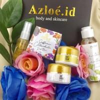 Paket perawatan wajah azloe