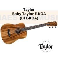 TAYLOR BABY TAYLOR E-KOA BTE-KOA Packing Kayu
