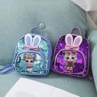 Tas Ransel Sequin LOL - LOL13 anak perempuan backpack