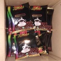 Kopi Luwak Hitam 10x25gr (1 renteng)   kopi luwak gula+kopi