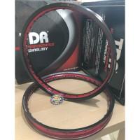 Velg TDR W Shape 140/160 Ring 17 Black Red Series Edition Original