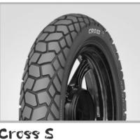 Ban Luar Corsa 70/90-17 Cross S Platinum Tubeless (Bonus Pentil)