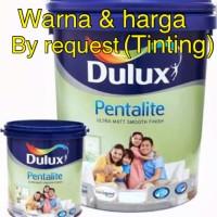 """Cat tembok Dulux """"Pentalite"""" TINTING 20 Liter (GOJEK ONLY)"""