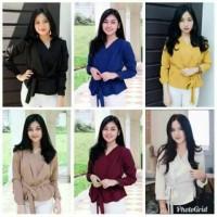 MURAH!! Blouse Samantha | Baju Cewek Atasan Wanita Jaman Now