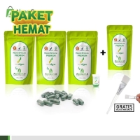 PROMO SPECIAL BELI 3 GRATIS1 - NEOALGAE SPIRULINA Masker Wajah PREMIUM