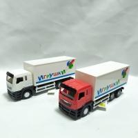 Jual murah mainan Mobil Truk Friction Container mobil Box bak Diecast