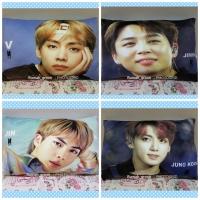 Bantal V tata, jungkook, Chinmy, RM, RJ, J hope, Suga BTS BT21