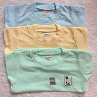 Kaos oblong Hachi baju rumah anak bayi grosir 3 size 3 - 4 tahun