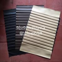 sarung / kulit imitasi jok motor bahan roti, tekstur SONIC / VARIO