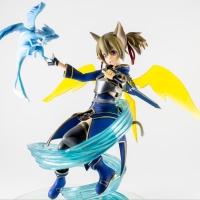 Sword Art Online II ALO Silica & Pina Battle Ver. Figure