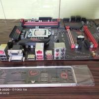 Core i5 9400F with MSI Z370 Gaming Plus soket 1151 Coffelake Gen9