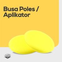 Busa Poles Wax / Busa Aplikator / Aplicator Pad