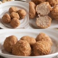 Homemade Bakso Goreng Babi & Udang
