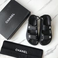 Sandal cha4nel black