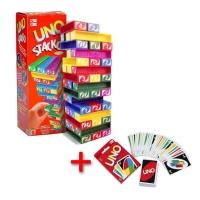 Kartu Uno + Stacko