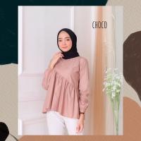 Baju wanita/baju wanita muslimah/atasan wanita/baju wanita murah/atasa