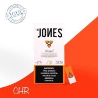 The Jones CLEAR MANGO x5pods JUUL Compatible