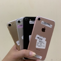 Iphone 7 32gb Bekas Fullset