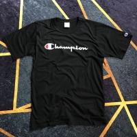 Champion Men Script Tee / Shirt / Kaos Original BNIPWT