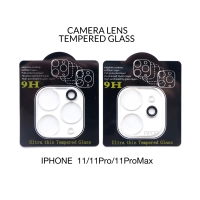 IPhone 11 / 11Pro / 11ProMax Camera Lens Clear Tempered Glass Full Cov