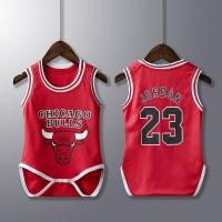 Jumper Basket Jordan Chicago Bulls / baju basket anak bayi