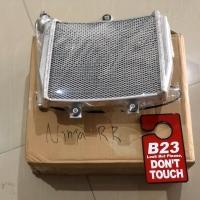 Radiator b pro almu almunium bpro pendingin mesin motor pnp ninja rr