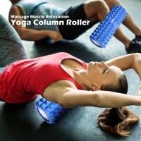 Foam Roller Fitness Gym Senam Bantal Yoga Pilates Trigger point 34cm L